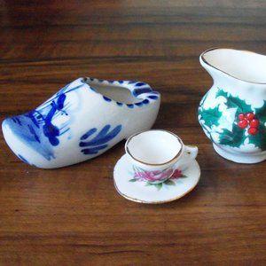 Porcelain mini items (#EV263)